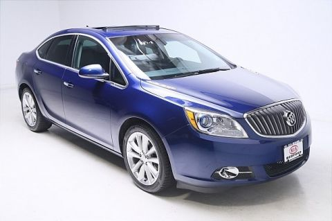 Pre-Owned 2013 Buick Verano Leather Group FWD 4D Sedan