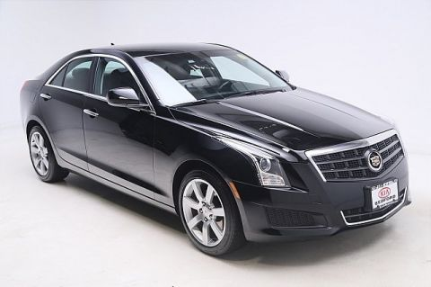 Pre-Owned 2013 Cadillac ATS 2.5L RWD 4D Sedan