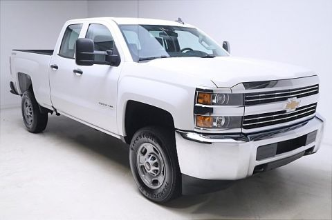 Pre-Owned 2016 Chevrolet Silverado 2500HD Work Truck 4WD