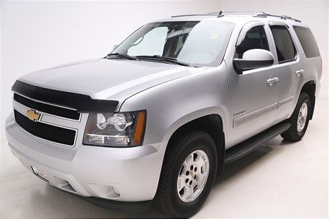 Pre-Owned 2013 Chevrolet Tahoe 4WD 4d Wagon LT Four Wheel Drive Sport Utility