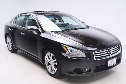 Pre-Owned 2013 Nissan Maxima 3.5 SV FWD 4D Sedan