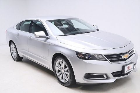Pre-Owned 2016 Chevrolet Impala LT FWD 4D Sedan