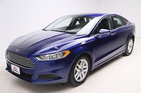 Pre-Owned 2016 Ford Fusion 4d Sedan SE 2.5L Front Wheel Drive 4dr Car