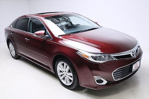 Pre-Owned 2013 Toyota Avalon XLE FWD 4D Sedan