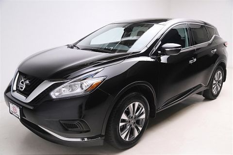 Used Nissan Murano FWD 4d Wagon S