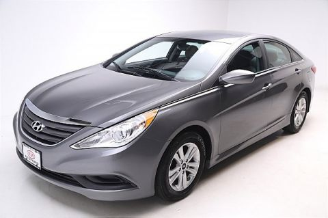 Pre-Owned 2014 Hyundai Sonata 4d Sedan GLS Front Wheel Drive 4dr Car