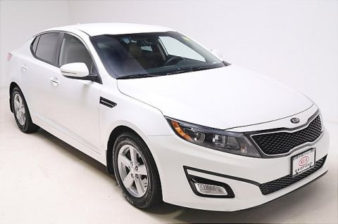 Pre-Owned 2014 Kia Optima LX FWD 4D Sedan