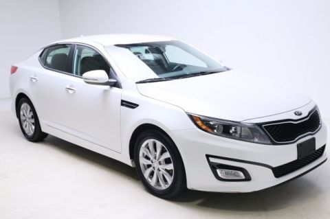 Certified Pre-Owned 2014 Kia Optima EX FWD 4D Sedan