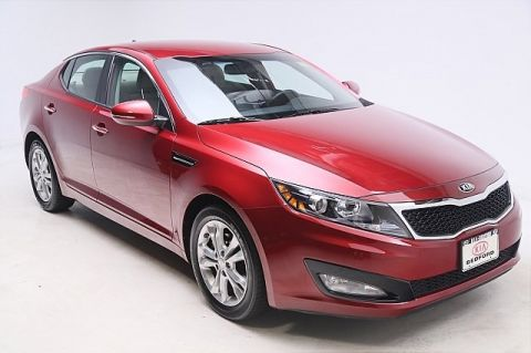 Pre-Owned 2013 Kia Optima EX FWD 4D Sedan