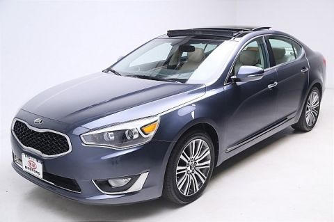 Pre-Owned 2014 Kia Cadenza Premium FWD 4D Sedan