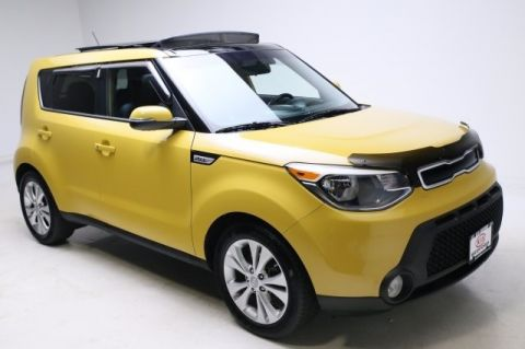 Pre-Owned 2014 Kia Soul Exclaim FWD 4D Hatchback