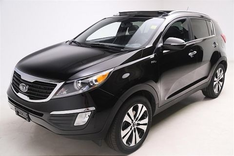 Pre-Owned 2011 Kia Sportage AWD 4d Wagon EX All Wheel Drive Sport Utility