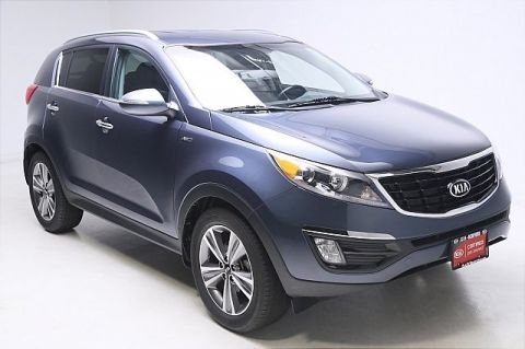 Certified Pre-Owned 2014 Kia Sportage SX AWD