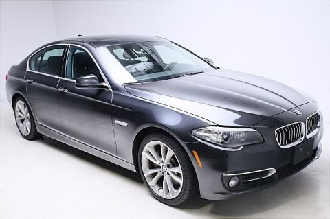 Pre-Owned 2015 BMW 5 Series 535i xDrive AWD