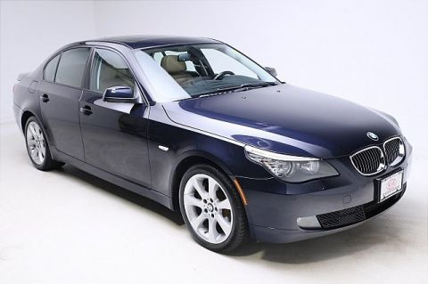 Pre-Owned 2010 BMW 5 Series 535i xDrive AWD