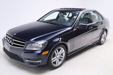 Pre-Owned 2014 Mercedes-Benz C-Class 4d Sedan C300 Sport 4matic All Wheel Drive 4MATIC 4MATIC 4dr Car