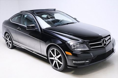 Pre-Owned 2015 Mercedes-Benz C-Class C350 4MATIC® 2D Coupe
