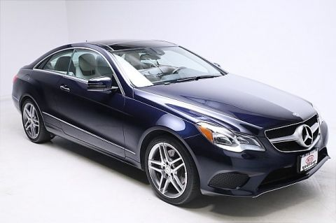 Pre-Owned 2014 Mercedes-Benz E-Class E350 4MATIC® 2D Coupe